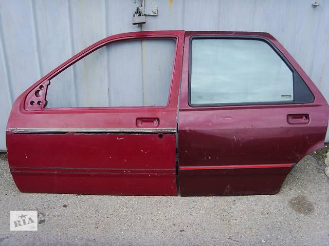 На Ford Sierra с 87 г.в. седан-хэтчбэк двери левой стороны. 500 грн.- объявление о продаже  в Запорожье