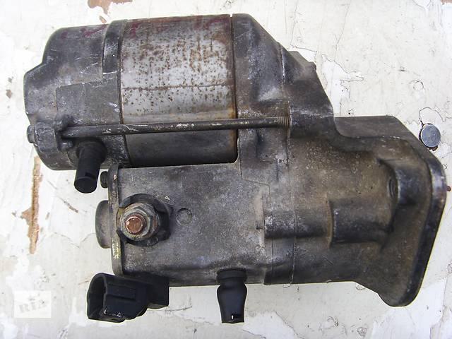 бу На Toyota Corolla 2.0 D XL 95-97 г.в. Стартер Б/У комплектный рабочий.  в Запорожье