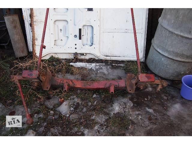 бу передняя балка на ивеко 35\10 1993рв \ цена за саму балку \ привезена из италии диаметр торсіонів 25 мм в Черновцах