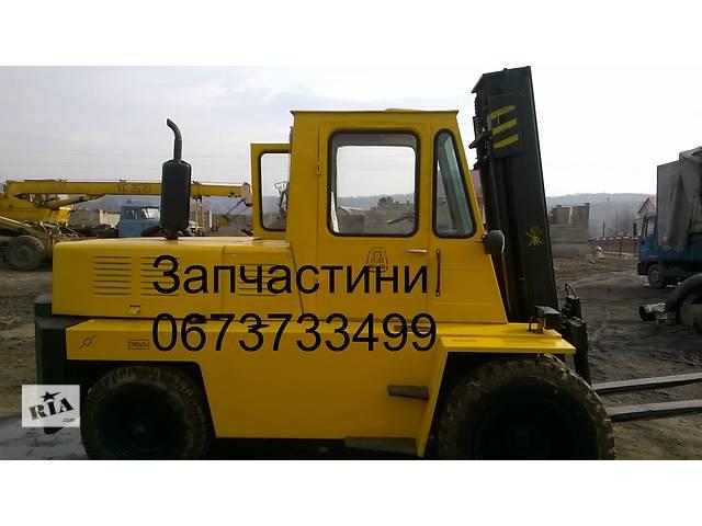 купить бу двигатель дизель на львовский погрузчик 5т ЛЗА в Львове