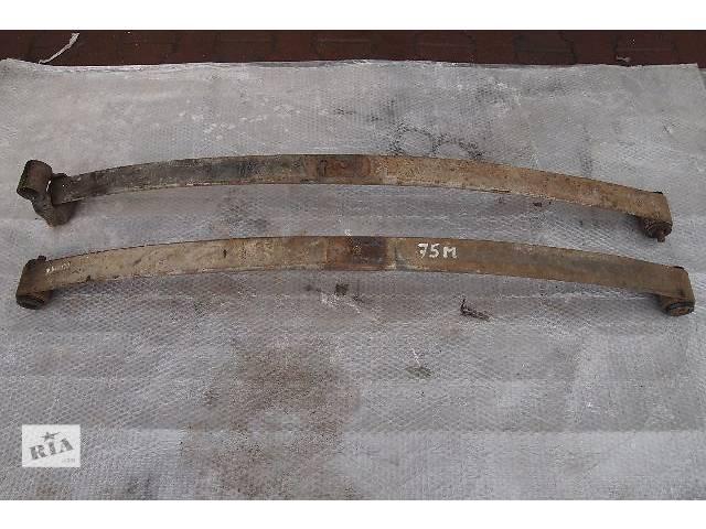 бу задние рессоры на мерседес мб100 с1986 по 1996рв рессоры однолистовые оригинал с разборки в ес в Черновцах