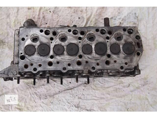 головка блока мицубиси л 300 2.5 д 1995рв комплектная с клапанами  - объявление о продаже  в Черновцах