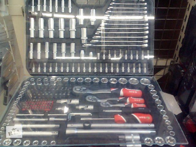 Набор инструментов Yato 216 предметов YT-3884- объявление о продаже  в Дрогобыче