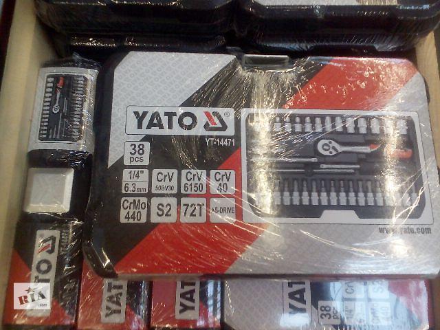 Набор инструмента YATO YT-14471- объявление о продаже  в Дрогобыче