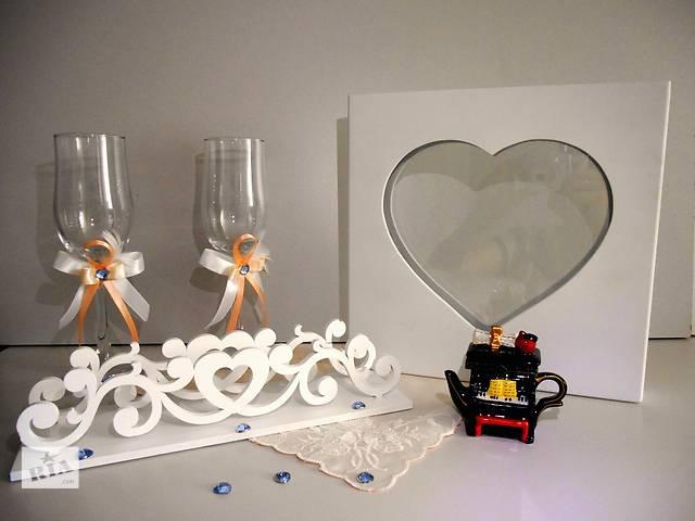 продам Набор для песочной свадебной церемонии бу в Киеве