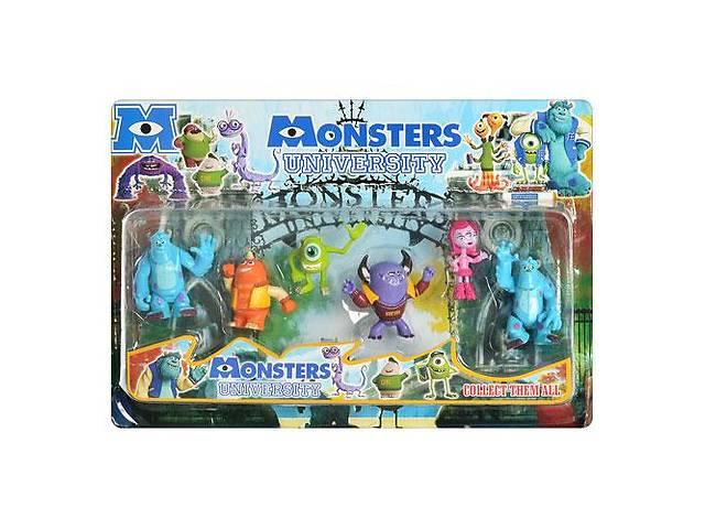 """бу Набор фигурок """"Monsters"""" 88709 в Одессе"""