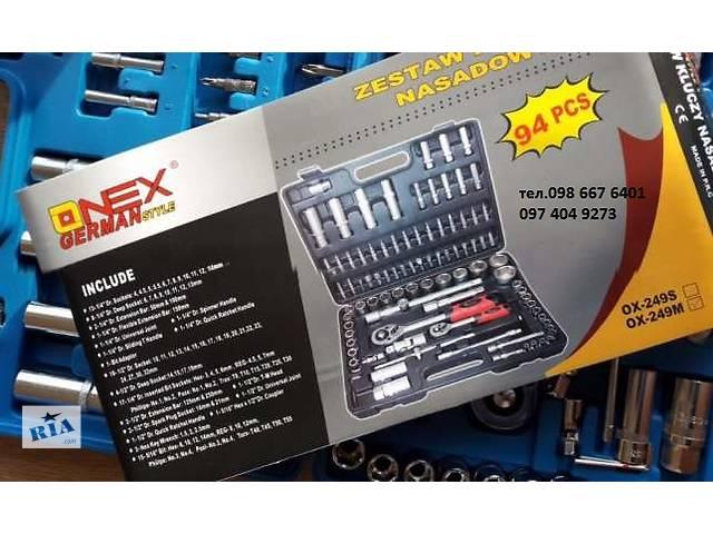 продам Набор головок ключей 94ед- Onex- Набір ключів інструмент бу в Луцке