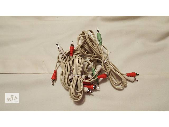 Набор кабелей для домашнего кинотеатра- объявление о продаже  в Днепре (Днепропетровск)