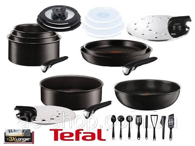 tefal ingenio expertise. Black Bedroom Furniture Sets. Home Design Ideas