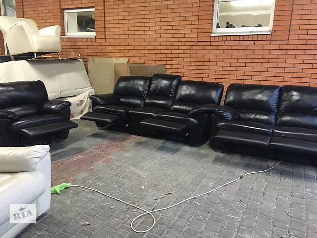 продам набор мебели реклайнер 3+2+1 бу в Хмельницком