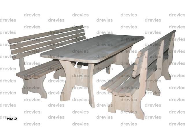 Набор мебели садовый/ Нм-3- объявление о продаже  в Чернигове