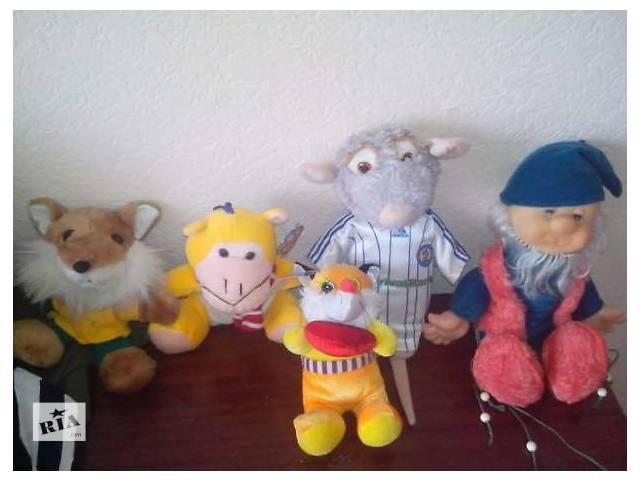 продам Набор мягких игрушек бу в Киеве