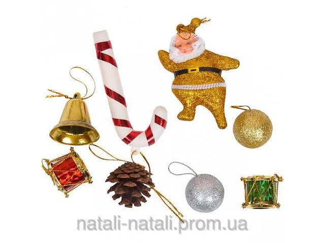 бу Набор новогодних подвесных украшений в Мариуполе