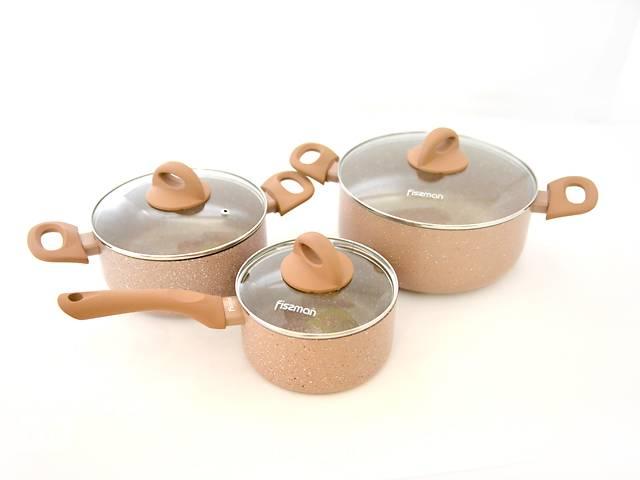 Набор посуды Fissman Latte 4952 из 6 предметов (AL-4952.6)- объявление о продаже  в Киеве