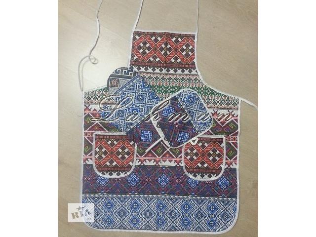 продам Набор прихватка рукавичка и фартук бу в Хмельницком