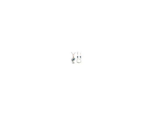продам набор украшений колье+браслет+серьги бу в Сосновке (Львовской обл.)