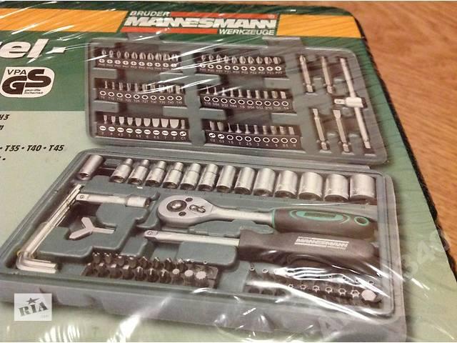 продам Набор инструментов Mannesmann 130 шт из Германии бу в Виннице