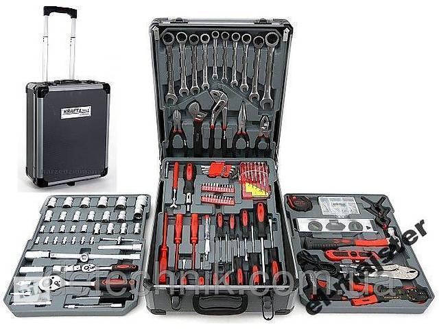 продам Набор инструментов Stronger Ausrtia TW07 186 предметов бу в Тернополе