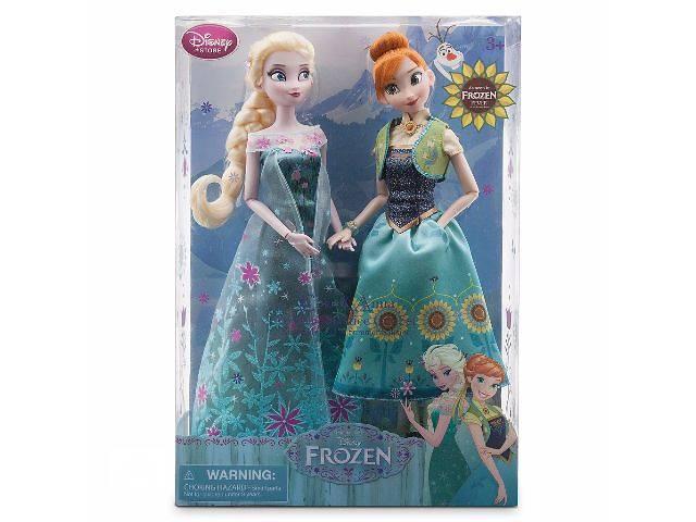 продам Новинка 2015 Куклы Анна и Эльза в подарочной упаковке бу в Киеве
