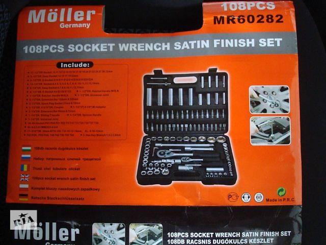 купить бу Набор инструмента Möller на 108 единиц. Professional . в Белой Церкви