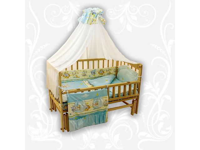 бу Наборы в детскую кроватку в Киеве