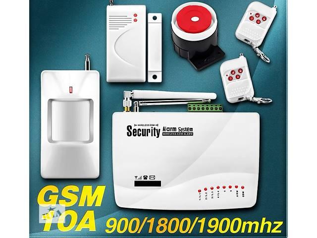 продам Надёжная качественная интеллектуальная GSM сигнализация для дома, дачи, гаража, склада бу в Николаеве