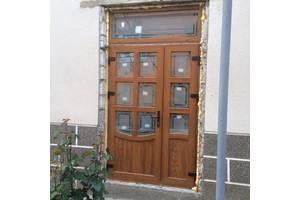 Встановлення вікон/дверей/обладнання, столярні роботи