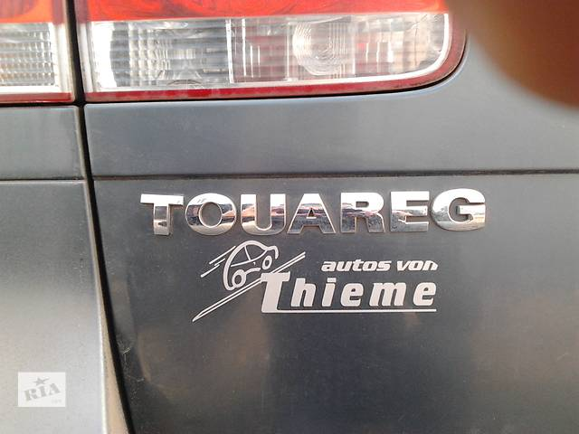 Надпись букви Volkswagen Touareg Фольксваген Туарег 2003г-2006г- объявление о продаже  в Ровно