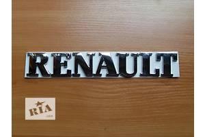 Новые Эмблемы Renault Trafic