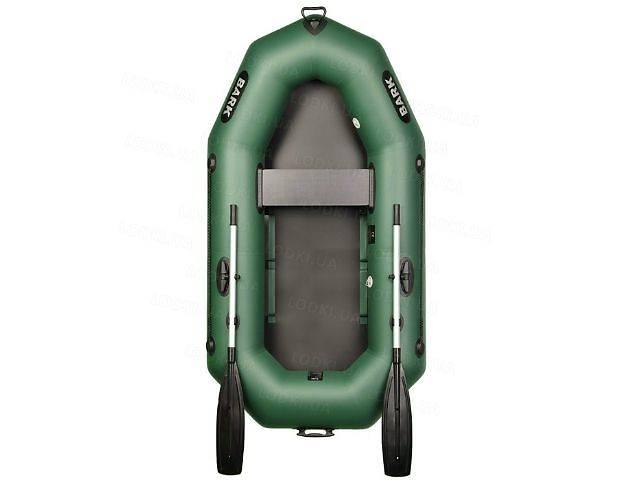 купить бу Надувная лодка BARK B-220 гребная в Днепре (Днепропетровск)