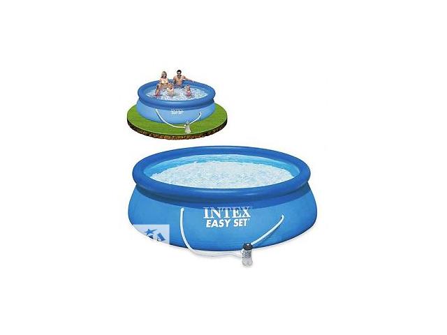 Надувной бассейн Intex  28122 (56922)  диаметре 305 см, высота – 76 см.- объявление о продаже  в Днепре (Днепропетровске)
