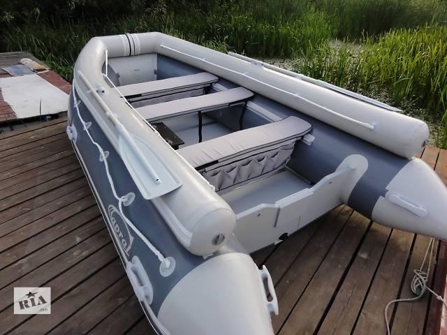 Надувные моторные лодки пвх капрал с фальшбортом.capralboat.etov.ua- объявление о продаже  в Киеве