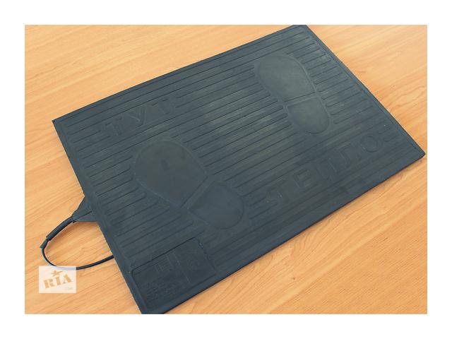 Нагреватель-коврик для обогрева ног резиновый энергосберегающий «Теплые ноги»- объявление о продаже  в Ровно