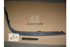 Новые Накладки бампера Mercedes 210