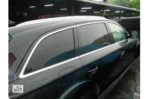 Накладки двери (листва) Audi Q7