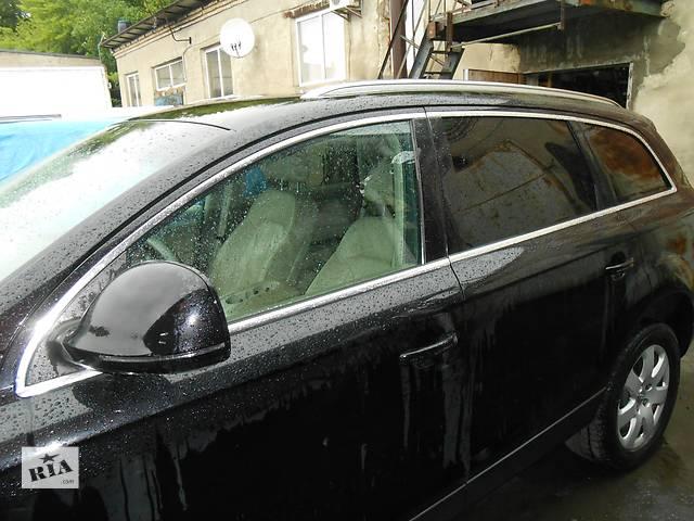 продам  Накладка двери (листва) для легкового авто Audi Q7 бу в Ровно