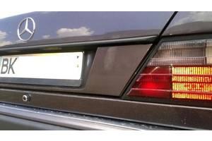 Новые Крышки багажника Mercedes C-Class