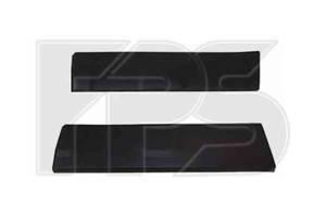 Новые Накладки двери (листва) Honda CR-V