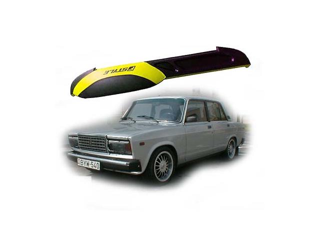 купить бу Накладка на торпеду ВАЗ2107 у тюнінгу на даний автомобіль. в Кропивницком (Кировограде)