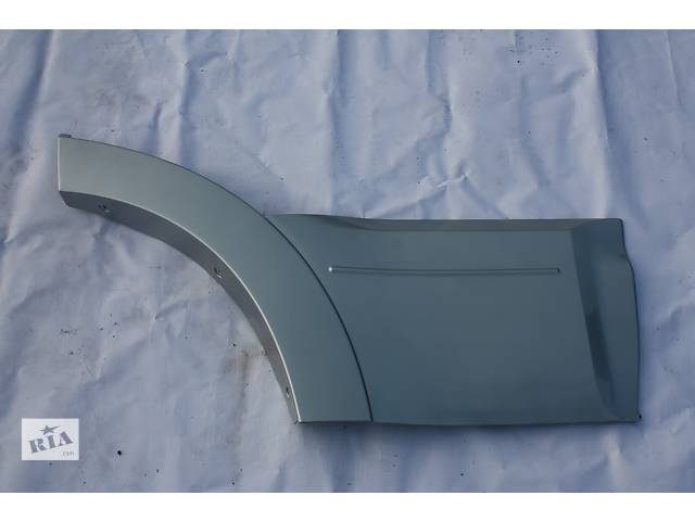 Накладка на задние двери молдинг листва Mitsubishi Pajero Wagon 4 5757A026WA 5757A025WA- объявление о продаже  в Луцке