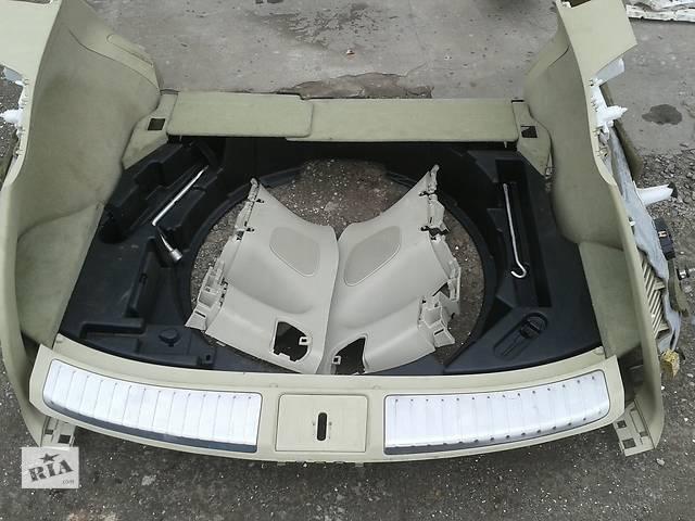 Накладка обшивка порог багажника Infiniti FX Инфинити- объявление о продаже  в Запорожье