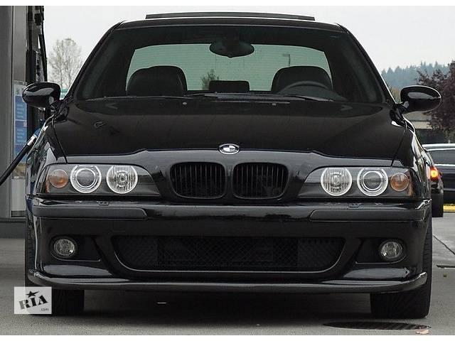 купить бу НАКЛАДКА ПЕРЕДНЕГО БАМПЕРА BMW 5 E39 M5 в Киеве