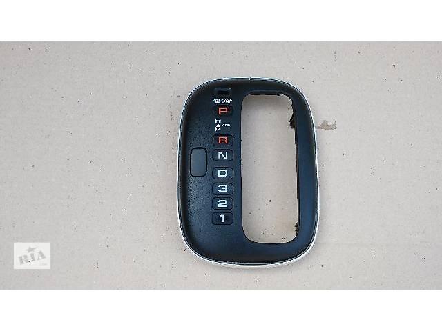 купить бу  Накладка центральной консоли для легкового авто Chevrolet Evanda в Тернополе