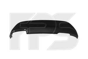 Новые Накладки бампера Ford Fiesta