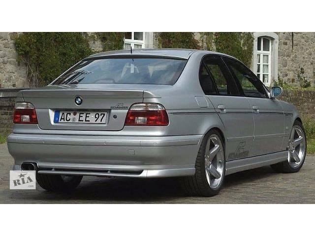продам Юбка обвес тюнинг заднего бампера BMW E39 стиль AC Schnitzer бу в Луцке