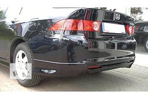 Новые Накладки бампера Honda Accord
