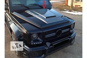 Новые Капоты Mercedes G-Class