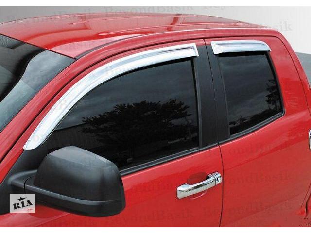 бу Накладки хромированые для Toyota Tundra 2007-12 в Виннице