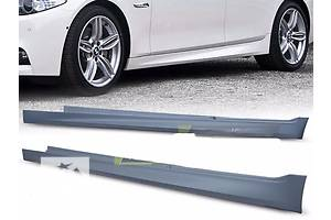Новые Накладки порога BMW 5 Series