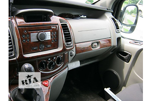 Торпедо/накладка Opel Vivaro груз.